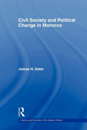 Civil Society and Political Change in Morocco (Paperback) book cover