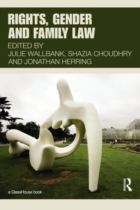 Rights, Gender and Family Law (Paperback) book cover