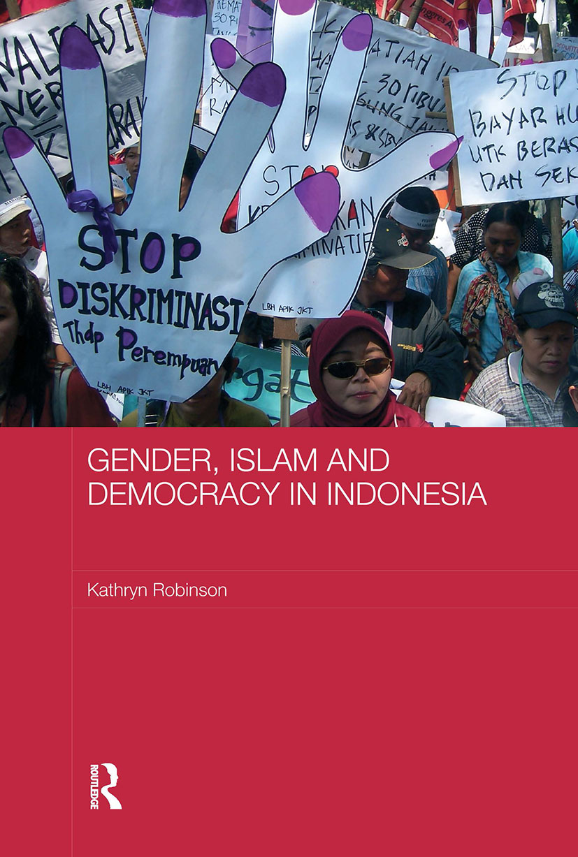 Gender, Islam and Democracy in Indonesia (Paperback) book cover