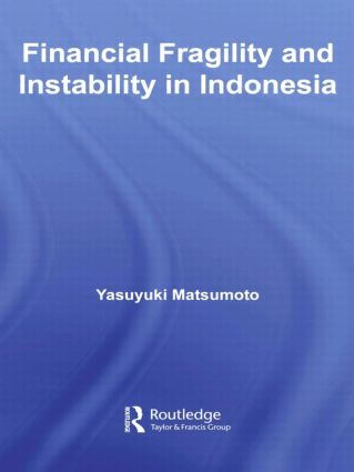 Financial Fragility and Instability in Indonesia (Paperback) book cover