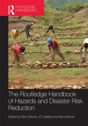 Handbook of Hazards and Disaster Risk Reduction (Hardback) book cover