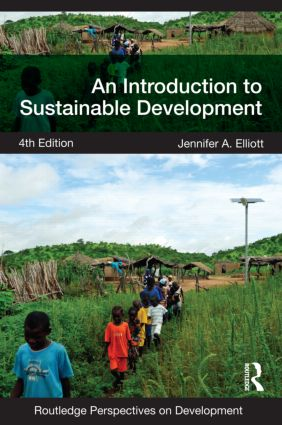 An Introduction to Sustainable Development: 4th Edition (Paperback) book cover