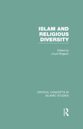 Islam and Religious Diversity (Hardback) book cover