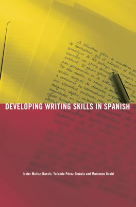 Developing Writing Skills in Spanish book cover