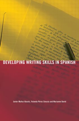 Developing Writing Skills in Spanish (Paperback) book cover