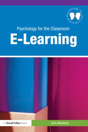 Psychology for the Classroom: E-Learning book cover
