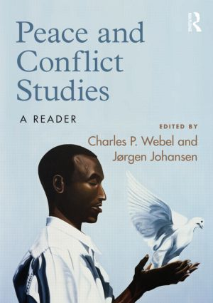Peace and Conflict Studies: A Reader book cover