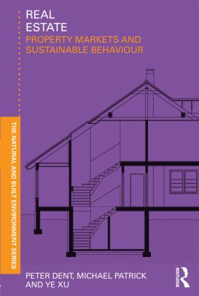 Real Estate: Property Markets and Sustainable Behaviour (Paperback) book cover