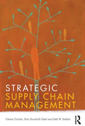 Strategic Supply Chain Management (Paperback) book cover