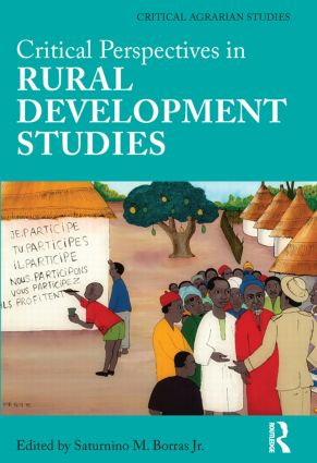 Critical Perspectives in Rural Development Studies: 1st Edition (Paperback) book cover