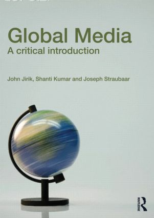 Global Media: A Critical Introduction (Paperback) book cover