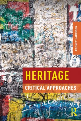 Heritage: Critical Approaches (Paperback) book cover