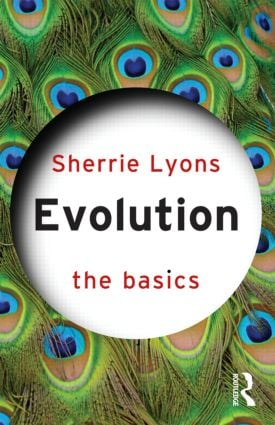 Evolution: The Basics (Paperback) book cover