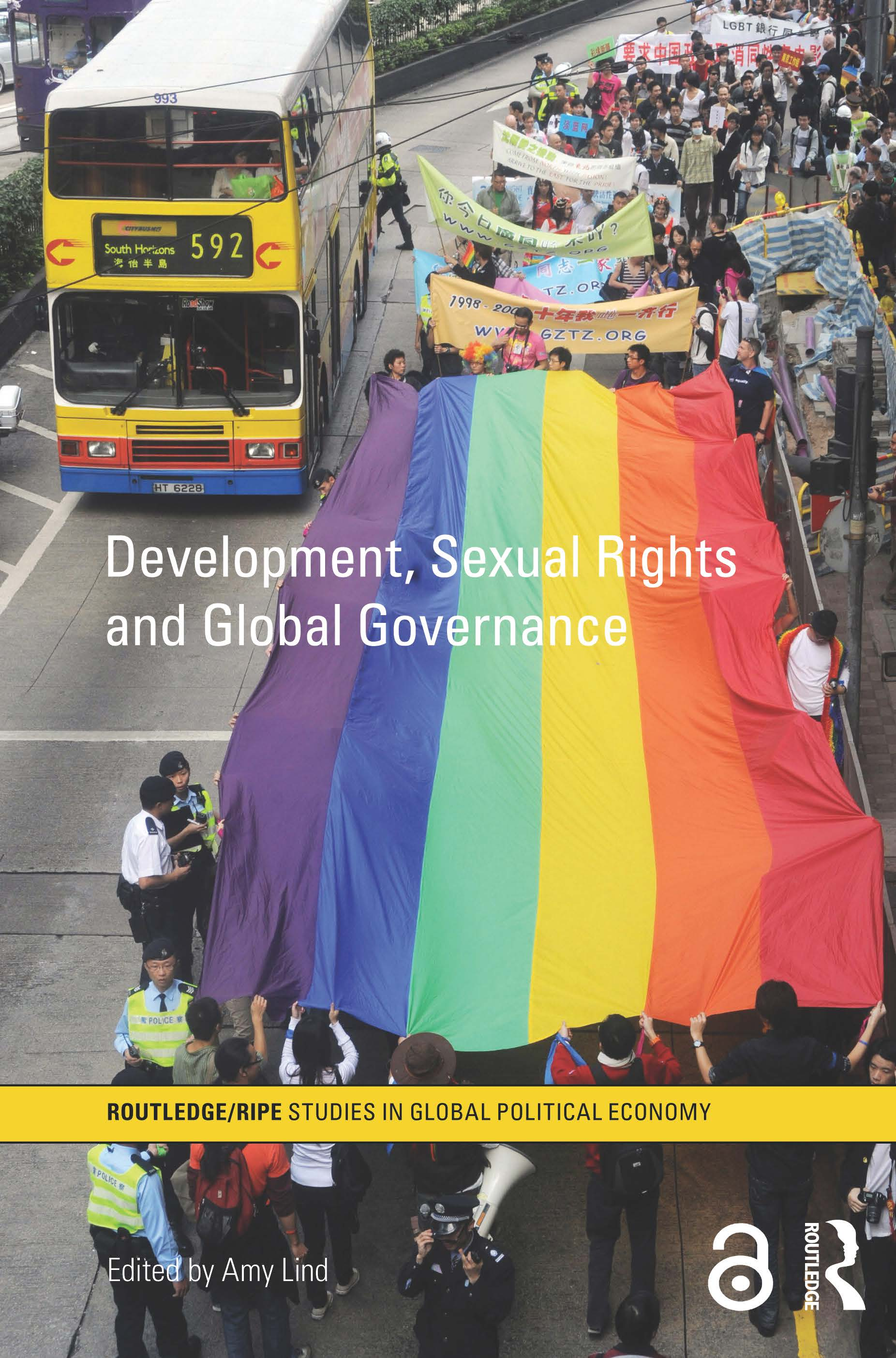 Development, Sexual Rights and Global Governance (Paperback) book cover