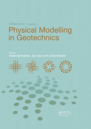 Physical Modelling in Geotechnics, Two Volume Set: Proceedings of the 7th International Conference on Physical Modelling in Geotechnics (ICPMG 2010), 28th June - 1st July, Zurich, Switzerland, 1st Edition (Hardback) book cover