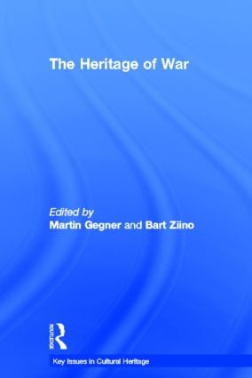 The Heritage of War book cover