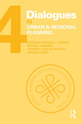 Dialogues in Urban and Regional Planning: Volume 4 (Hardback) book cover