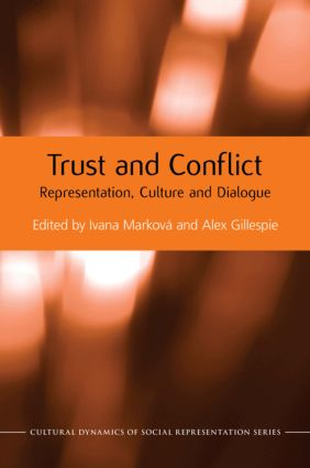 Trust and Conflict: Representation, Culture and Dialogue book cover