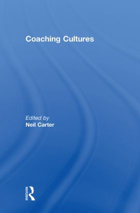 Coaching Cultures (Hardback) book cover