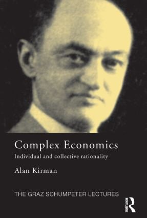 Complex Economics: Individual and Collective Rationality book cover