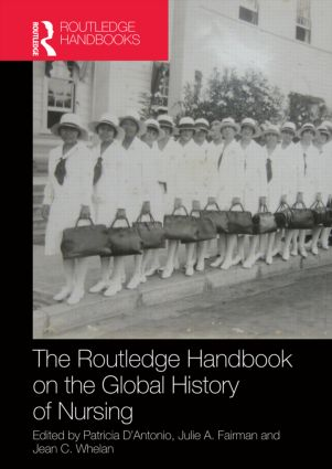 Routledge Handbook on the Global History of Nursing NIP (Hardback) book cover