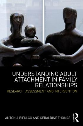 Understanding Adult Attachment in Family Relationships: Research, Assessment and Intervention, 1st Edition (Paperback) book cover