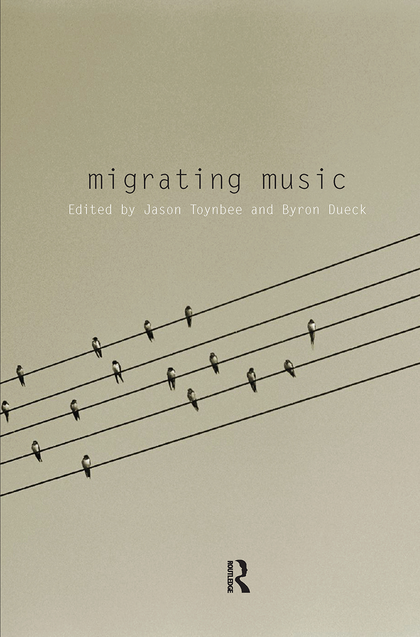 Migrating Music (Hardback) book cover