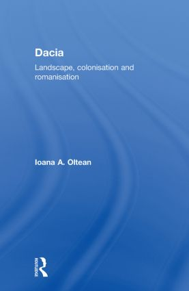 Dacia: Landscape, Colonization and Romanization book cover
