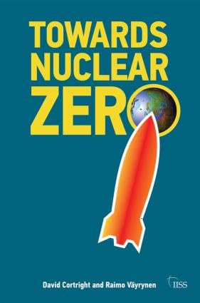 Towards Nuclear Zero (Paperback) book cover