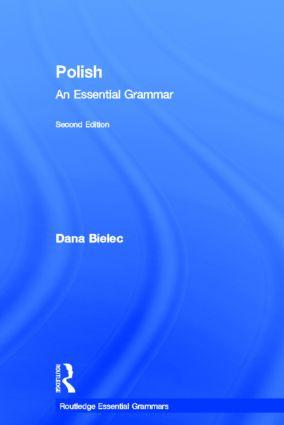 Polish: An Essential Grammar book cover