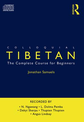 Colloquial Tibetan: The Complete Course for Beginners (Audio CD) book cover