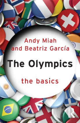 The Olympics: The Basics (Paperback) book cover