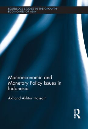 Macroeconomic and Monetary Policy Issues in Indonesia (e-Book) book cover