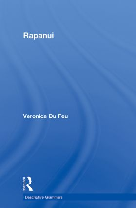 Rapanui: A Descriptive Grammar (Paperback) book cover