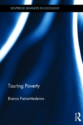 Touring Poverty (Hardback) book cover