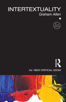 Intertextuality: 2nd Edition (Paperback) book cover