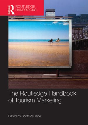 The Routledge Handbook of Tourism Marketing: 1st Edition (Hardback) book cover