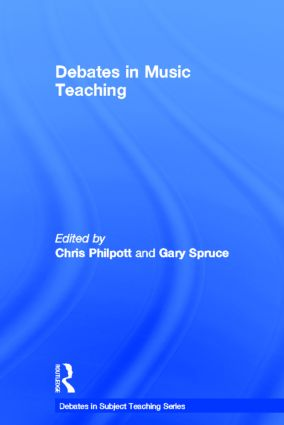Professional development and music education