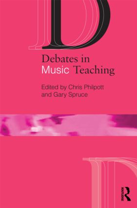 Debates in Music Teaching