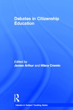 Debates in Citizenship Education: 1st Edition (Hardback) book cover