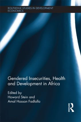Gendered Insecurities, Health and Development in Africa (e-Book) book cover