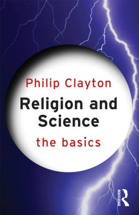 Religion and Science: The Basics (Paperback) book cover