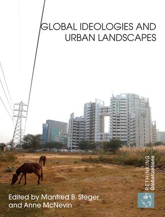 Global Ideologies and Urban Landscapes (Hardback) book cover