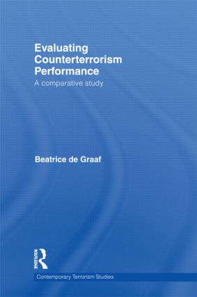 Evaluating Counterterrorism Performance: A Comparative Study (Hardback) book cover