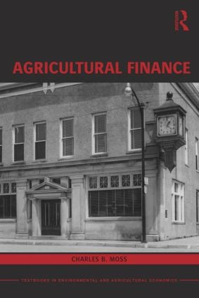 Agricultural Finance book cover