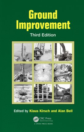 Ground Improvement, Third Edition: 3rd Edition (Hardback) book cover