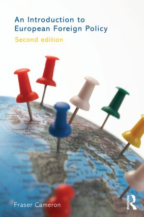 An Introduction to European Foreign Policy: 2nd Edition (Paperback) book cover