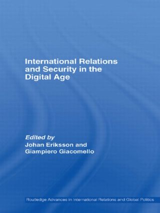 International Relations and Security in the Digital Age: 1st Edition (e-Book) book cover