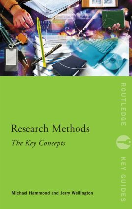 Research Methods: The Key Concepts (Paperback) book cover