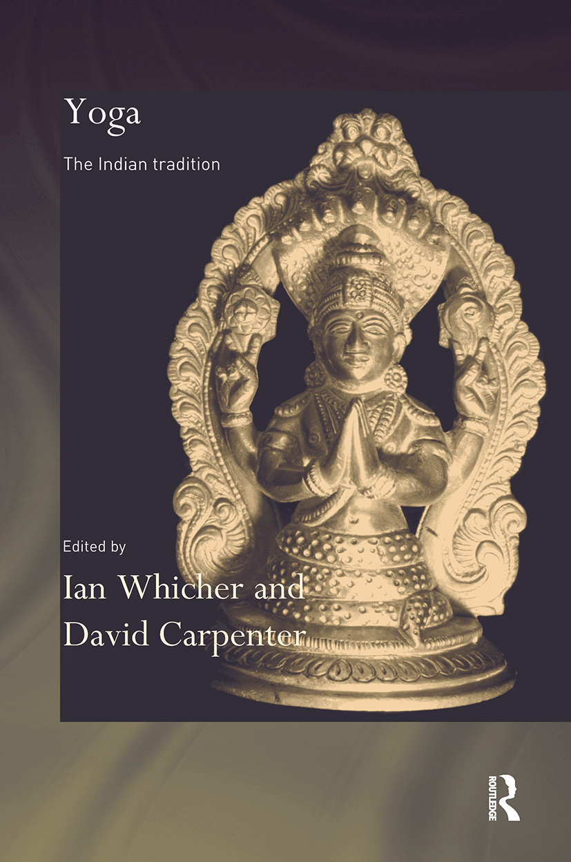 Yoga: The Indian Tradition, 1st Edition (Paperback) book cover